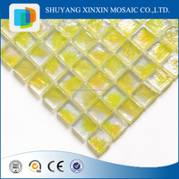 2016 new product glass mosaic tile for the swimming pool