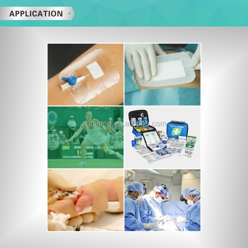 Non woven Dressing ,wound care dressing , fixation dressing