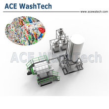 Hot Sale HDPE Film Washing Machine for Recycling PE PP Raffia