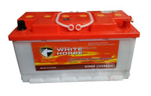 High quality 12V Dry charged starting car battery DIN88 12V 88AH