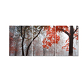 Wholesale Framed Tree Photo Canvas Prints Nature Scenery Printed on Canvas Landscape Canvas Digital Printing Home Decor 3-Panel