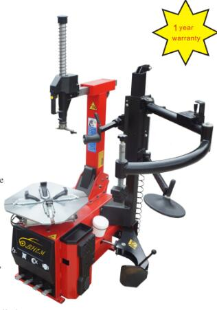 HL-526BR automatic tire changer with CE certificate
