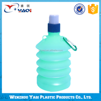 Made In China Excellent Material Home Folding Plastic Mineral Water Bottle