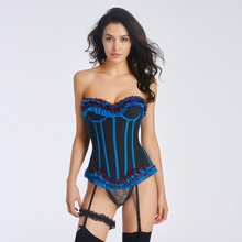 Blue Hot Turkish Sex Women Photo Sexy Corset