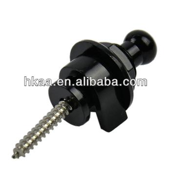 Black New Copper Round Head Strap Button Lock Pin Peg Strap Locks ...