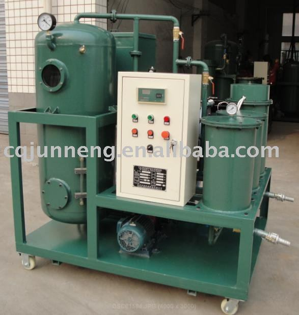 TZL-50 China Turbo Oil of steam turbine Recycling Equipment