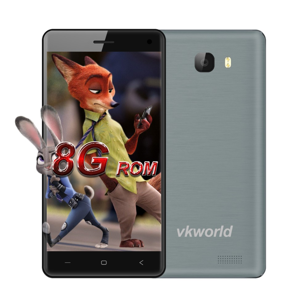 New arrival telefonos moviles smartphone originales android smartphone 5inch HD IPS smart phone 3g vkworld T5 SE