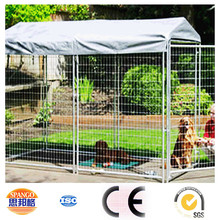 large outdoor wholesale welded wire panel zoo animal metal cage