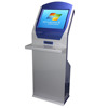 Self Service Touch Screen Kiosk Machine With Payment Function, self-service payment terminal
