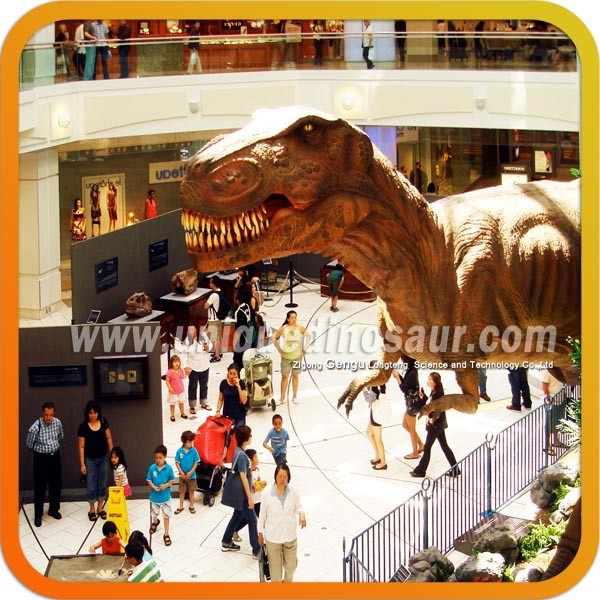 Animated Movie Props For Customize Dinosaur Prop