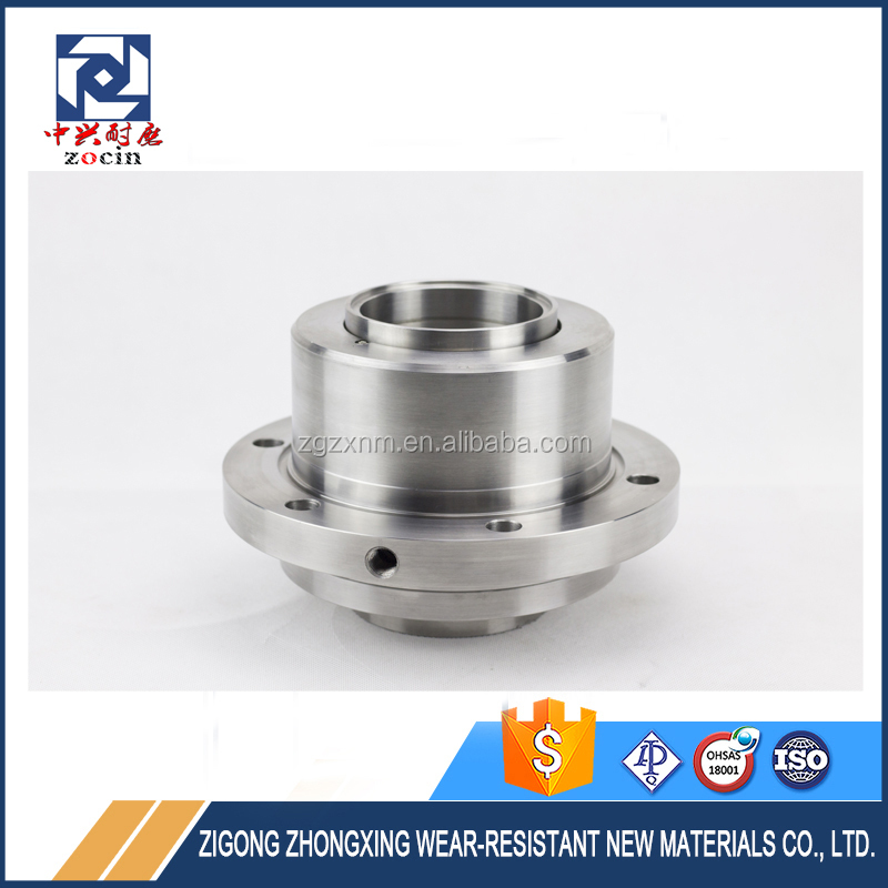 Linear Mechanical Seal For Pump Sealing Of Gas/Liquid
