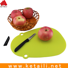 China wholesale eco-silicone kitchen utensil tools cutting board