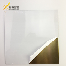 Hot sale factory direct price white color polyethylene waterproof adhesive thickness 0.08mm clear pvc sheet plastic film