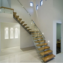 Lower price house prefab stairs fancy staircase