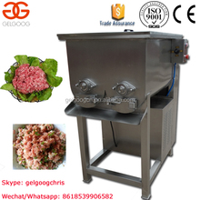 GELGOOG Quality Vacuum Meat Food Mixer Equipment