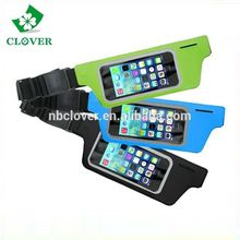 PVC material mobile phone accessories sport armband for iPhone 6