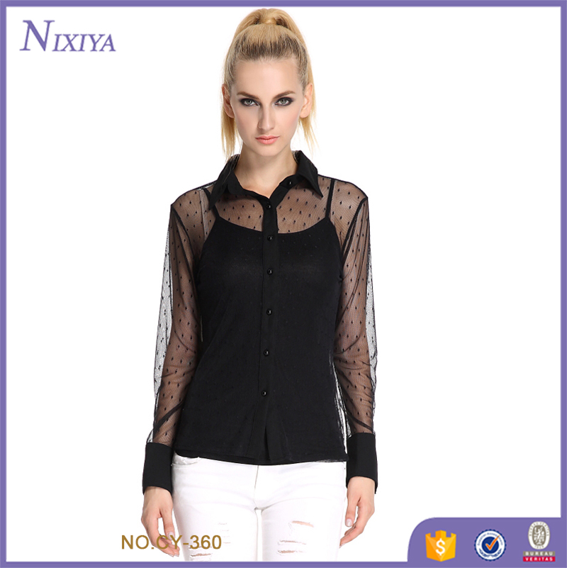 Exceptional Quality The Most Popular Sequence Blouse Designs