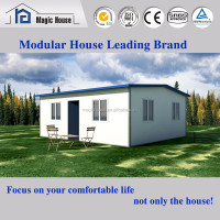 Good quality fast assemble modular cheap prefab homes for sale