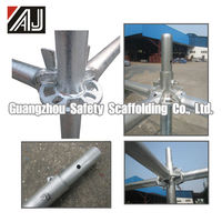 Guangdzhou Q235 Steel Galvanized Ringlock Scaffold Part