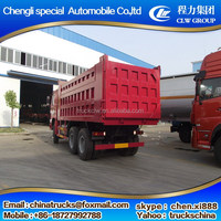 Super quality newly design for faw 20 ton tipper truck