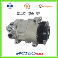 Top sale Car cooling air conditioner compressor for Fiat Grande Punto 1.4
