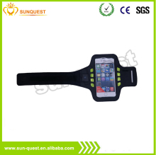Led sports gym running armband for cellphones