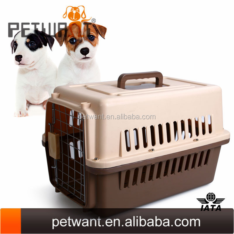 IATA Approved FC-1001 Indoor Dog Kennel Pet Crate
