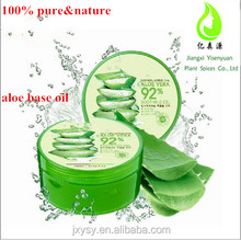 Powerful hydrating Aloe Vera Oils lowest price\Good Antibiosis product Aloe vera oils with anti-aging effect
