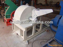 large capacity sawdust biomass crusher