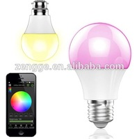 top selling smart LED wireless led bulb with 16 million colors changing distributors Canada