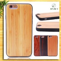 Best Quality TPU Handmade Natural Wooden Case For iPhone 5 With In China Wholesale