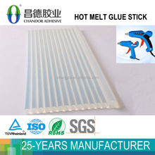 Transparent clear Hot Melt Glue Stick