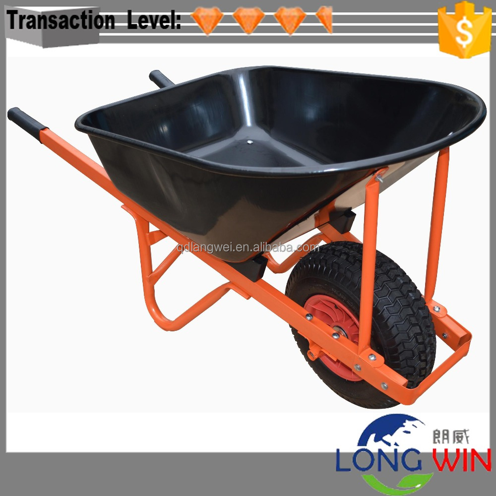 7 cuft 100L Heavy duty wheelbarrow,wheelbarrow,concrete wheelbarrow