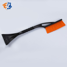 Car Portable Telescopic Multi-function Defrost Snow Removing Shovel