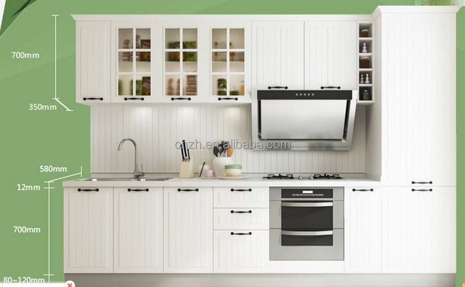 Modern china lacqure laminated kitchen cabinet buy for Kitchen cabinets 700mm