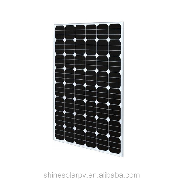 Cheap Monocrystalline Solar Panel 200W 250W Pv Solar Panel with A grade Monocrystalline Silicon Photovoltaic Cell