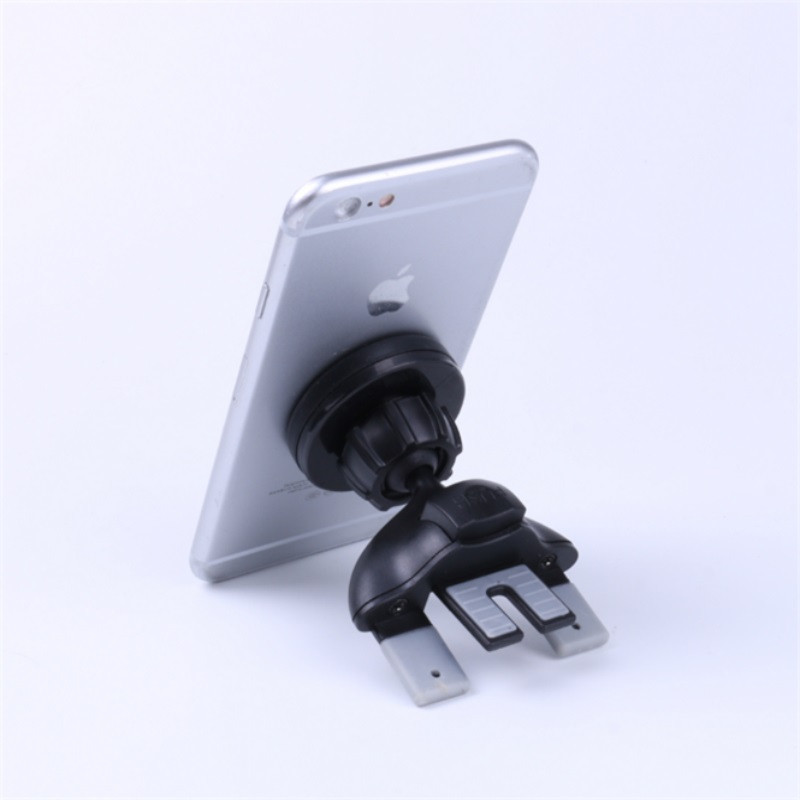 360 Rotating Car CD Slot Magnetic Smartphone Mount Holder mobile phone holder