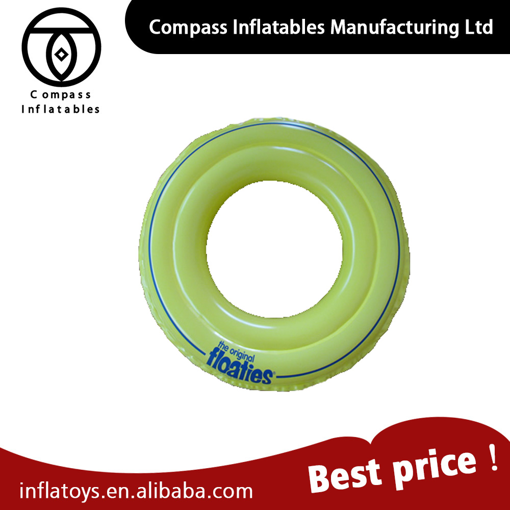 Wholesale Promotional Outdoor Baby Swimming Neck Ring