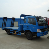 Dongfeng 4x2 Flat Bed Trucks 10 Ton, Flatbed Trucks For Sale