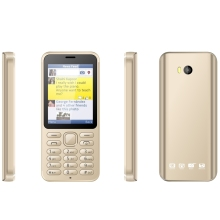 small size 3G feature mobile phone dual sim mobile phone 3G feature cheap bar phone Guatemala celphone D118