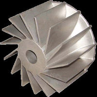 Superior Quality stainless steel pump impeller casting