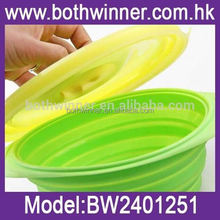 reusable silicone food cover ,MW007 silicone cup cover/custom silicone bowl cover