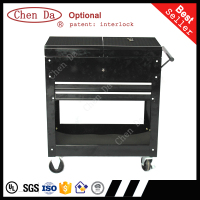 Professional tool trolleys / tool cart with drawers