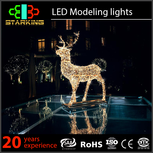 Full-color beautiful low consumption led holiday light