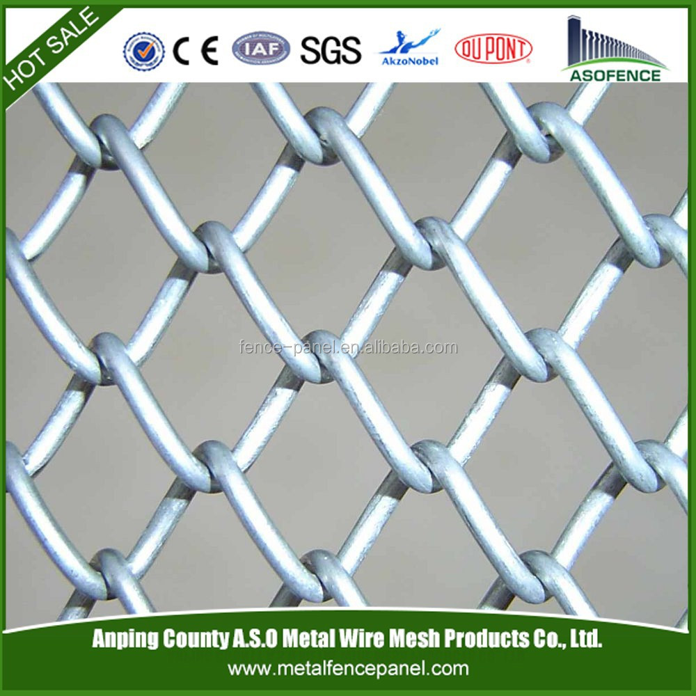 New product chain link fencing plastic coated