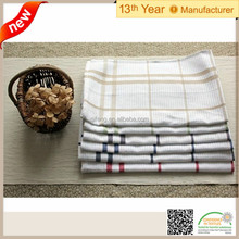 linen tea towels with standard tea towel size from china