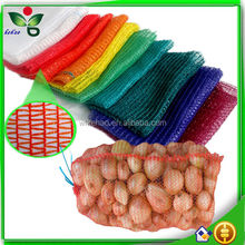 cheap high strength raschel potato net bag packing in russia
