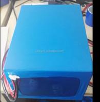 factory price lithium ion/ lifepo4 energy storage solar battery 24V 60Ah