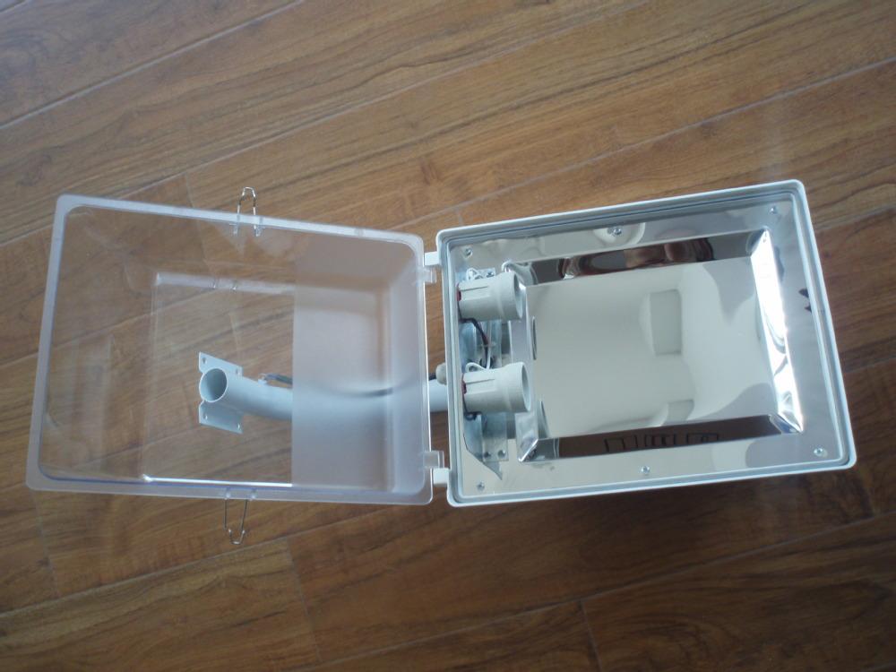 Customized die cast aluminium outdoor road street light fixture