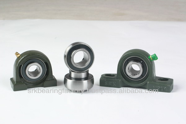 UC 206 High performance unit bearing at low cost